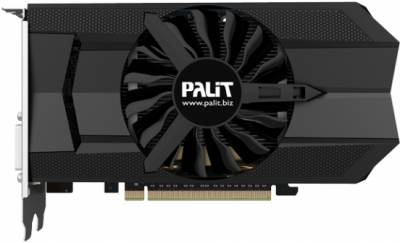 Видеокарта Palit GeForce GTX650Ti BOOST 1GB DDR5 192bit 2xDVI-HDMI-DP NE5X65B01009