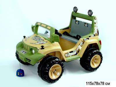 Tilly KL02 R/C GREEN