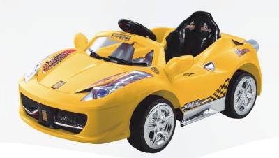 Tilly 5888 R/C YELLOW