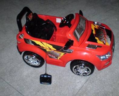 Tilly FS680 R/C RED