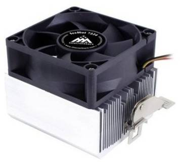 Кулер AMD GLACIALSTAR IceHut 7224 Light