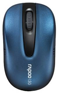 Мышка Rapoo 1070р Lite Wireless Blue USB