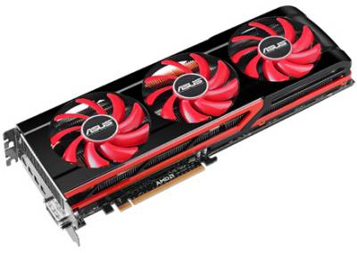 Видеокарта ASUS Radeon HD 7990 6GB HD7990-6GD5