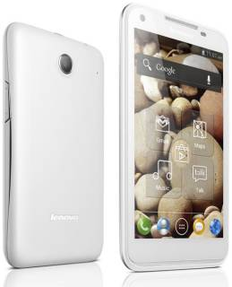 Смартфон Lenovo IdeaPhone P700i White