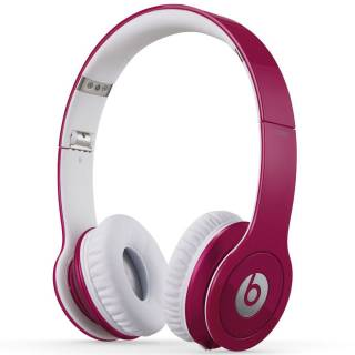 Наушники Beats Solo HD Pink 848447001484