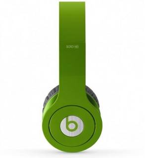 Наушники Beats Solo HD Green 848447001491