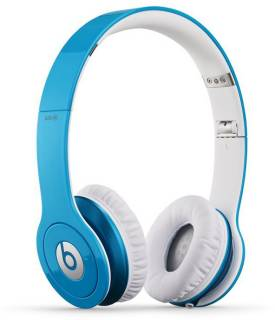 Наушники Beats Solo HD Light Blue 848447001521