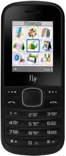 Смартфон Fly DS103D Black