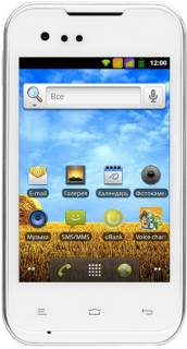 Смартфон Fly IQ237 Dynamic White IQ237 White