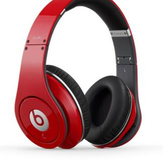Наушники Monster BEATS DR DRE STUDIO WIRELESS Red