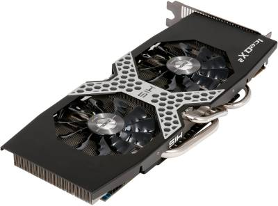 Видеокарта HIS IceQ 3GB RadeOn HD7970 X2 H797QMC3G2M