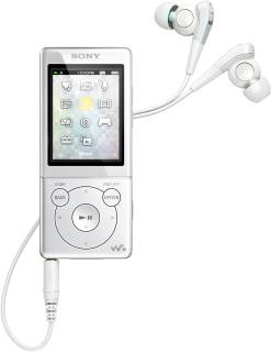 MP3 плеер Sony Walkman NWZ-E574 8GB White NWZE574W.EE