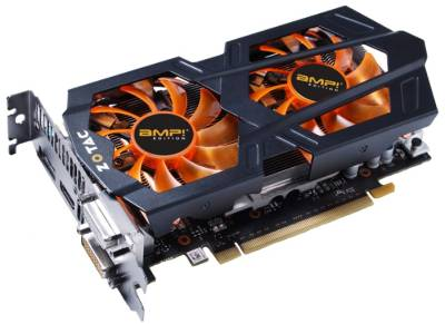 Видеокарта ZOTAC GeForce GTX 660 2048Mb ZT-60902-10M