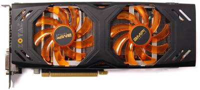 Видеокарта ZOTAC GeForce GTX680 AMP! 2Gb ZT-60105-10P