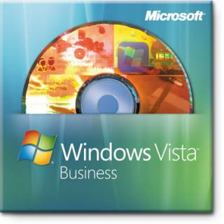 Операционная система Microsoft Windows Vista Business 32-bit Russian 1pk DSP OEI DVD 66J-02303