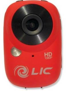 Видеокамера Liquid Image Ego HD 1080P Red с Wi-Fi 727R