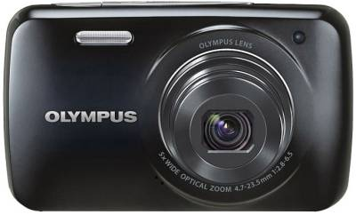 Фотоаппарат Olympus VH-210 Black + case + SDHC 8Gb KIT