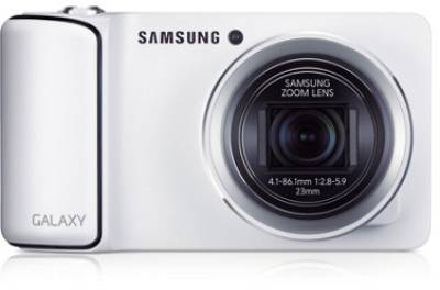 Фотоаппарат Samsung GC110 GALAXY Camera White EK-GC110ZWASEK