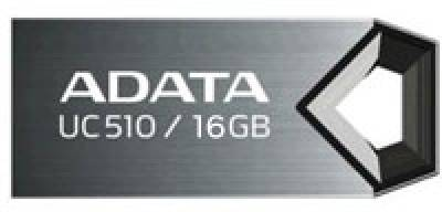 Флеш-память USB A-Data UC510 16GB titanium AUC510-16G-RTI