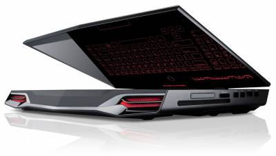 Ноутбук Dell Alienware M18x 210-40058/box