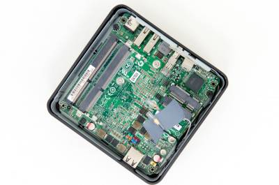Материнская плата Intel COMPUTING KIT QS77 CI3 BOXDC3217BY 923299 BOXDC3217BY923299