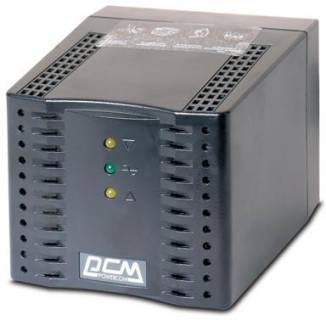 Стабилизатор Powercom TCA-600 black (TCA-600) 600 VA