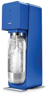 Аппарат SodaStream SOURCE BLUE/METAL
