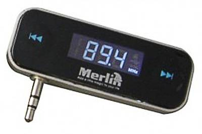Merlin Wireless FM Transmitter 0013964291704