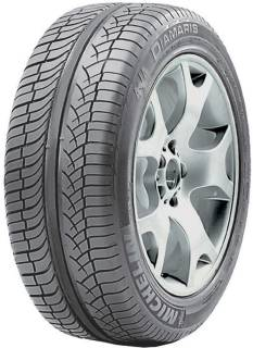 Шина Michelin 4x4 Diamaris 235/65 R17 108V XL