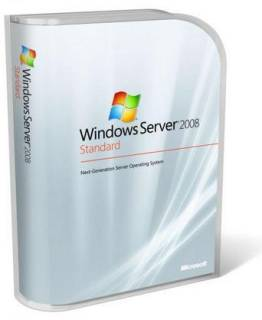 Операционная система Microsoft Windows Server Standard 2008 English P73-04001