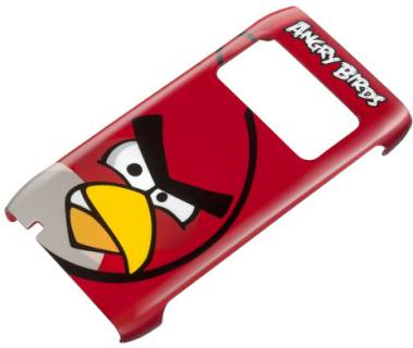 Nokia CC-5000 для N8-00 Angry Birds Red