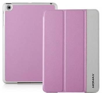 Momax Flip cover for iPad Mini pink/white