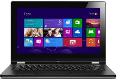 Ноутбук Lenovo IdeaPad YOGA Grey 59-365082