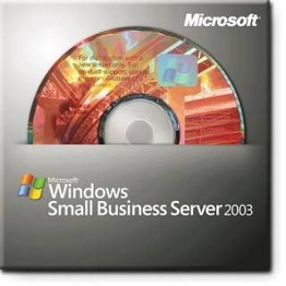 Операционная система Microsoft Windows Small Business Server 2003 5 clt User Cal English T74-01094