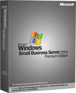 Операционная система Microsoft Windows Small Bussines Server Premium Edition 2003 R2 Russian T75-01727