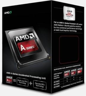 Процессор AMD APU Richland A10 X4 Dual-Core 6800K FM2 Box