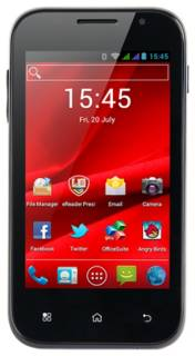 Смартфон Prestigio MultiPhone 4044; Black PAP4044DUO Black