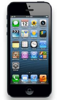 Смартфон Apple iPhone 5 32Gb CDMA black