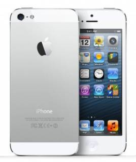 Смартфон Apple IPH5 64GB CDMA WHITE