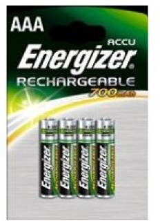 Аккумулятор ENERGIZER Rechargeables AAA FSB4 700mA 1*4