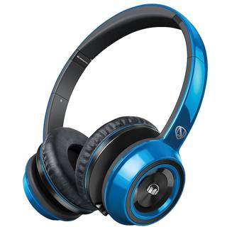Наушники Monster NCredible NTune On-Ear Headphones - Cobalt Blue MNS-128452-00
