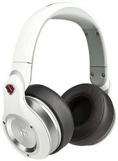 Наушники Monster NCredible NPulse Over-Ear Headphones - White MNS-128456-00