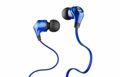 Наушники Monster NCredible NErgy In-Ear Headphones - Cobalt Blue MNS-128460-00