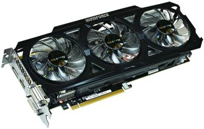 Видеокарта Gigabyte GeForce GTX760 2GB GV-N760OC-2GD 2.0