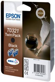 Картридж Epson Twin Pack T0321 C13T03214210