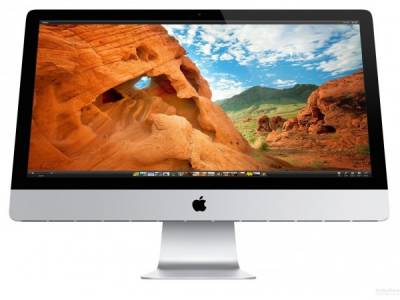 Моноблок Apple iMac 27 MD580