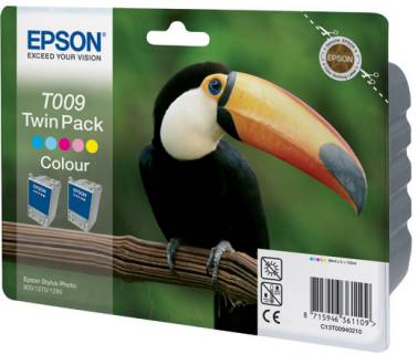 Картридж Epson Twin Pack T009 C13T00940210