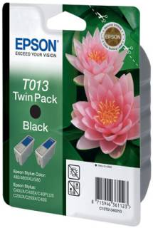 Картридж Epson Twin Pack T013 C13T01340210