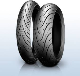 Шина Michelin Pilot Road 3 180/55 ZR17 73W