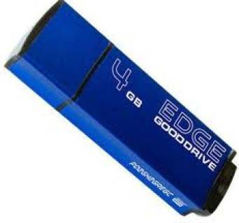 Флеш-память USB Goodram Edge New Retail9 PD4GH2GREGBR9